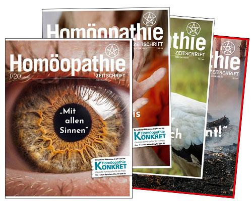 Homöopathie Zeitschrift 2020